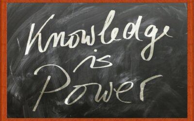 Is kennis macht?