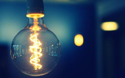 In 4 weken een lamp vervangen