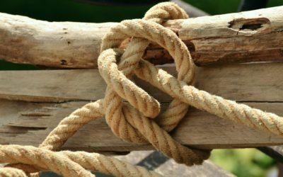Kun jij er nog een touw aan vastknopen?